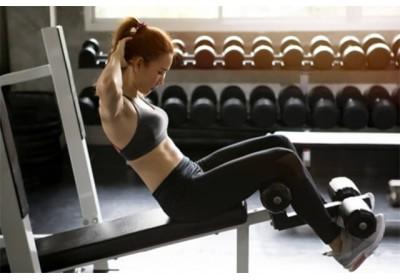Tổng hợp những bài tập gym bụng cho nữ với máy