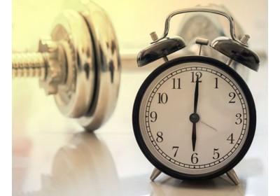 Tập gym lúc nào tốt nhất? Thời gian tốt nhất để tập gym